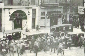 Colosimo's nightclub, the day of the murder