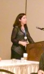 Brooke Schreier Ganz, IAJGS 2016